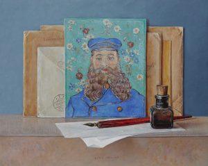 De postbode van Vincent van Gogh
