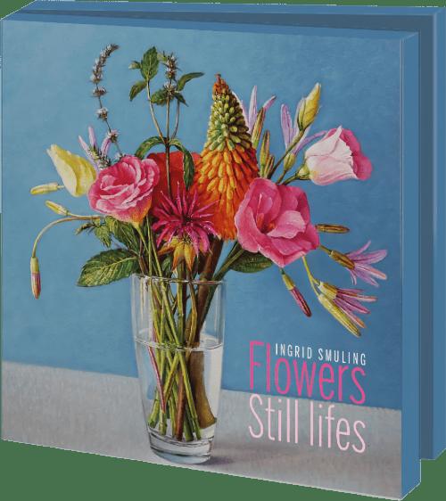 Kaartenmapje - Flowers Still lifes, Ingrid Smuling