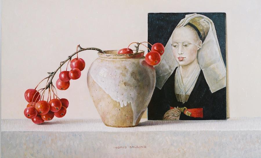 Ode aan Rogier (met appeltakje)