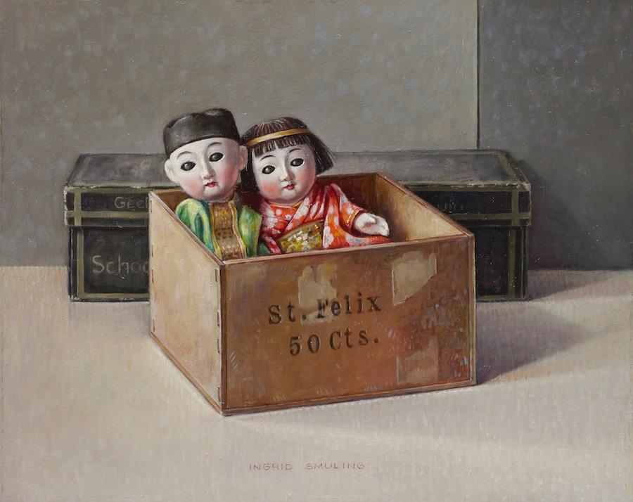 Samen in een doosje